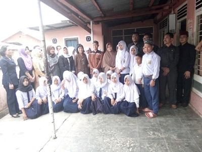 Bakti Sosial PTUN JAMBI di Panti Asuhan Abadurrahman Dalam Memperingati Hari ULTAH PERATUN ke 26