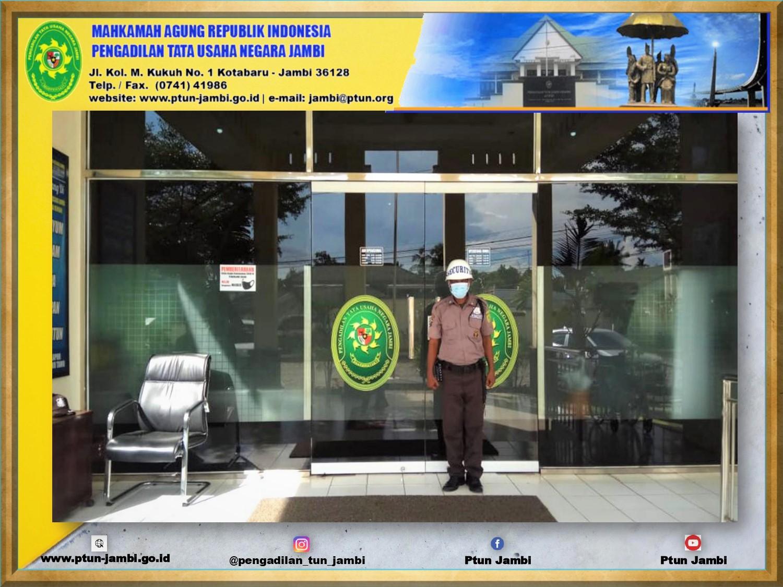 Protokol Persidangan Dan Keamanan Dalam Lingkungan Pengadilan Persidangan Dan Keamanan Dalam Lingkungan Pengadilan