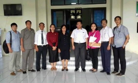 Kunjungan Kerja Anggota DPR RI